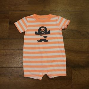 Pirate Romper